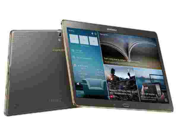 Samsung Galaxy Tab S 10.5 Tips and Tricks: Managing Files