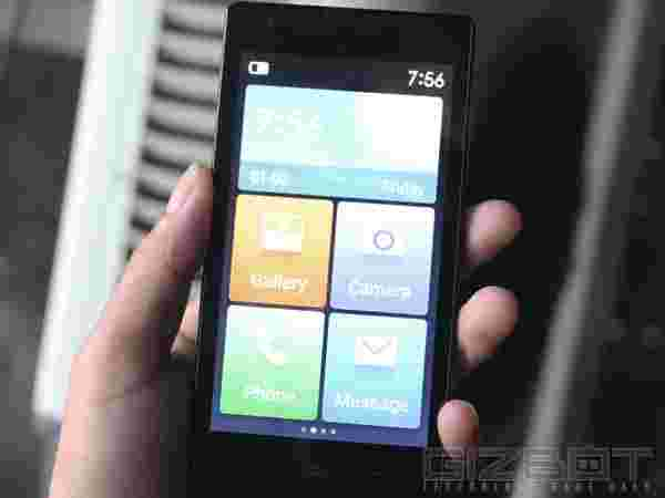 Xiaomi Redmi 1S Features: MIUI Interface