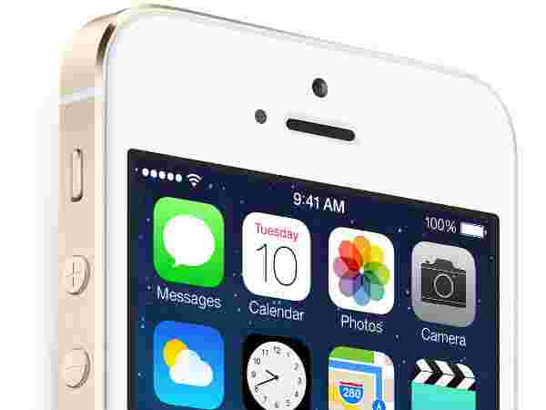 Best Gaming Smartphones: Apple iPhone 5s