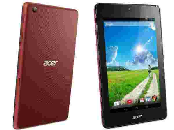 Acer at IFA 2014: Acer Iconia A3-A20