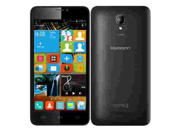 Karbonn Titanium S19: Buy At Price Of Rs 8,645