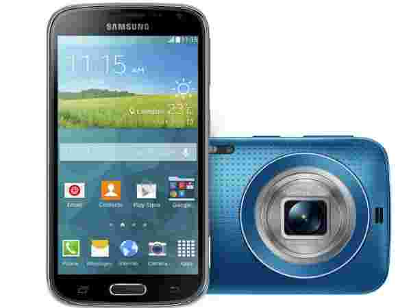 Samsung Galaxy K Zoom: Buy At Price Of Rs 19,999