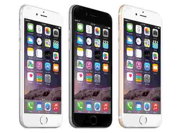 Apple iPhone 6 Plus (EMI Starts From Rs. 2,466)