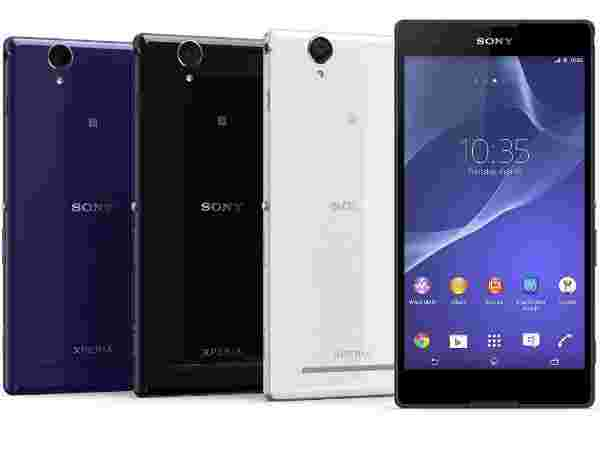 Sony Xperia T2 Ultra Dual: