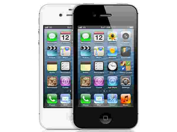 APPLE iPHONE 4S: