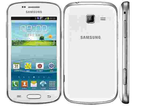 Samsung Galaxy Trend S7392 GSM Mobile Phone (Dual SIM):