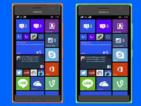 Nokia Lumia 730 Vs HTC Desire Eye