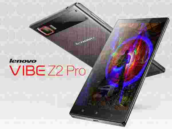 Lenovo Vibe Z2 Pro (K920) Vs HTc Desire Eye