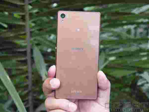 Sony Xperia Z3 Vs Google Nexus 5
