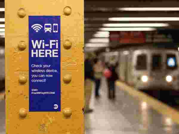 Avoid Free Wi-Fi Hotspots