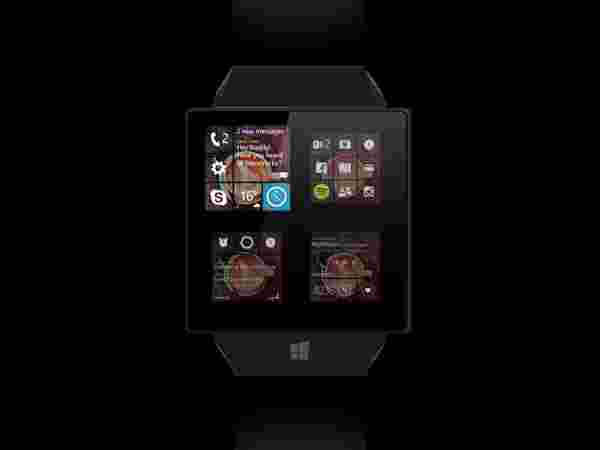 Microsoft Windows Watch – Health