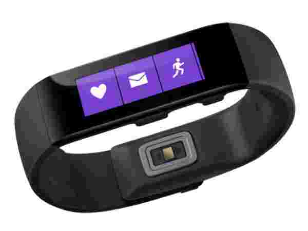 Microsoft Band - Design