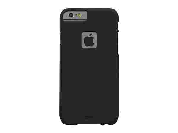 Case-Mate Back Cover for I Phone 6(Black Barely)