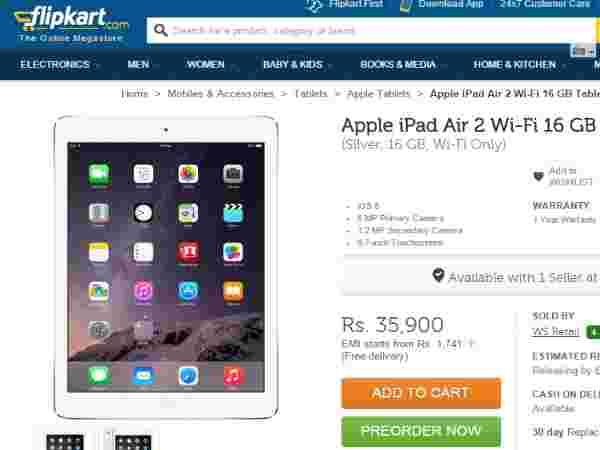 Buy At Price of Rs 35,900