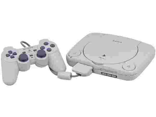 PlayStation Arrived in 1994