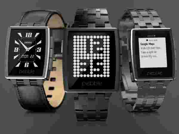 Pebble To Come Up With 3rd Gen watch