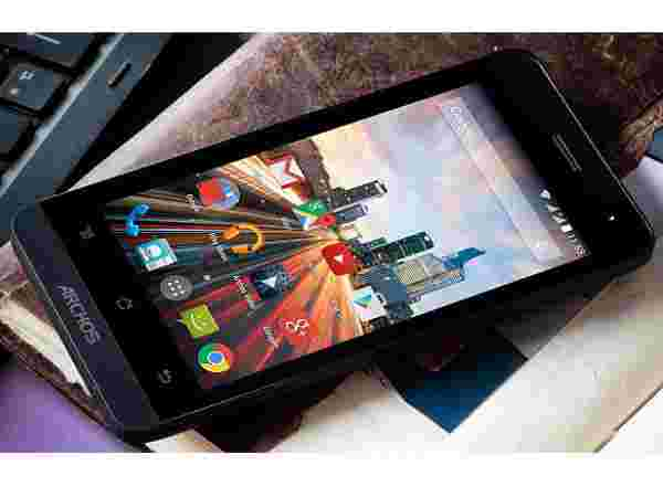 Archos 45b Helium 4G – Key Specifications