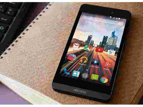 Archos 50b Helium 4G – Key Specifications