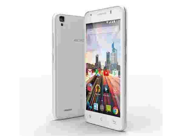 Archos 50c Helium 4G – Key Specifications