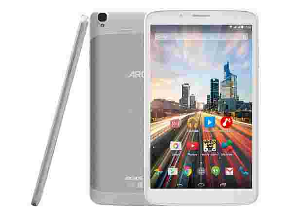 Archos 80b Helium 4G – Key Specifications