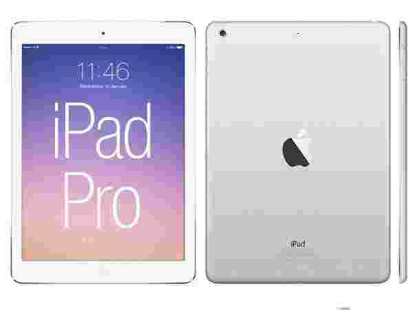 iPad  Pro Rumored Display: