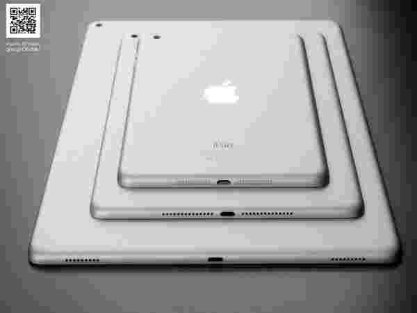 iPad Pro Production: