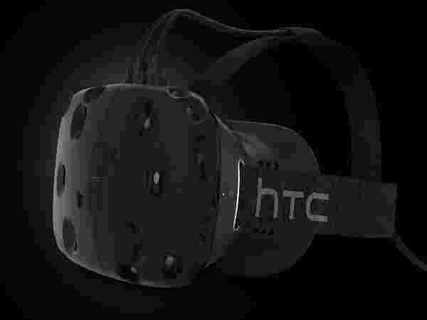 The HTC Vive: