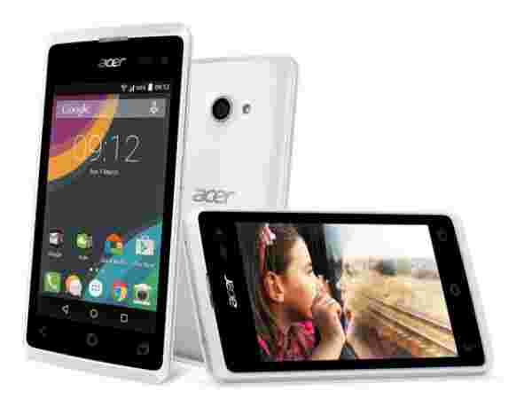 Acer Liquid Z220 and Z520