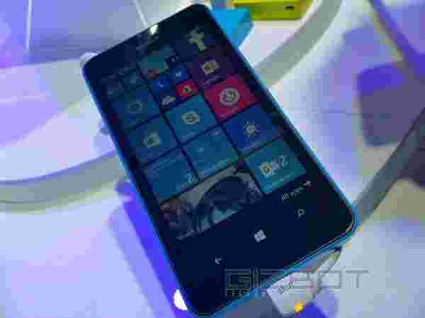 Microsoft Lumia 640 and Lumia 640 XL