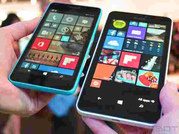 Microsoft Lumia 640 and 640 XL Hands-On
