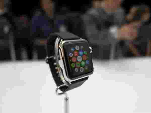 Apple Watch: Small display