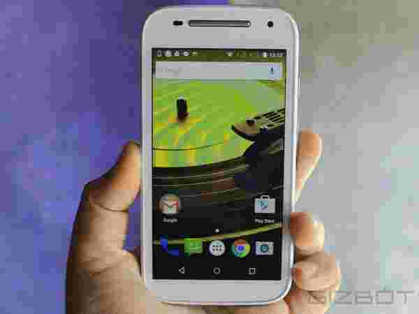 Motorola New Moto E (2nd Gen)