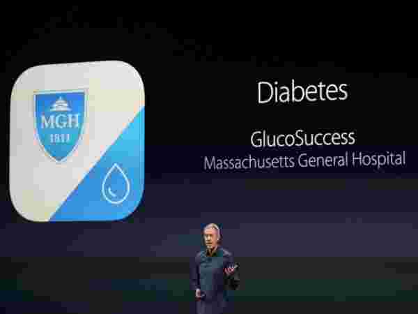 Apple Medical Kit: Research Areas