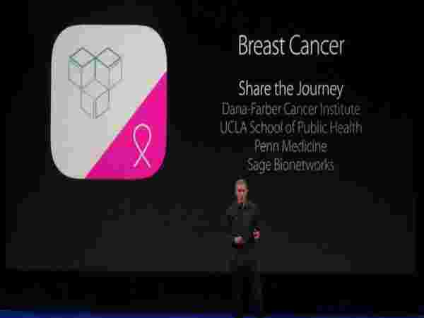 Apple Medical Kit: Breast Cancer