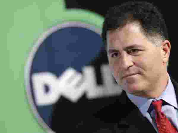 Founder and CEO of Dell Inc:
