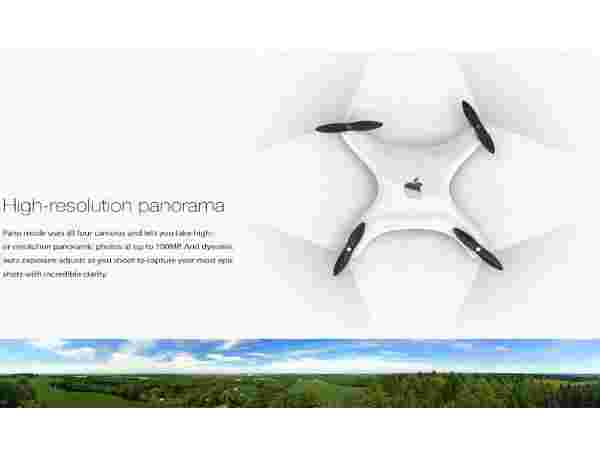 Apple Drone Concept – What we don't know