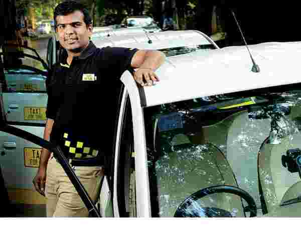 Raghunandan G, CEO Taxi For Sure