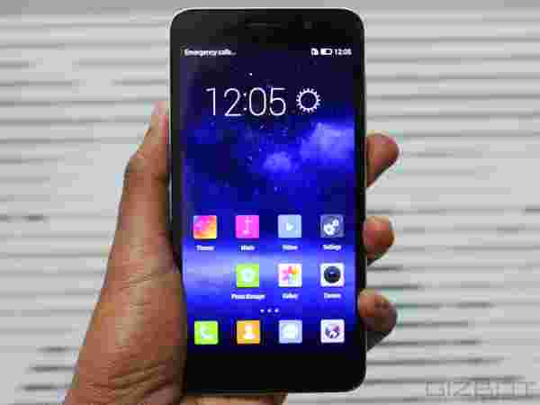 Huawei Honor 4X Available Only in Flipkart