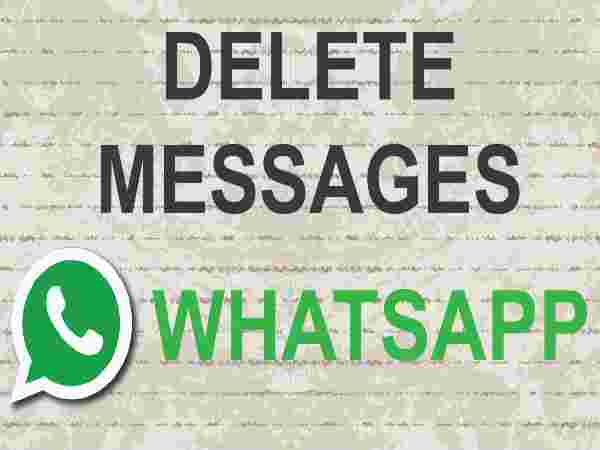 Restore old deleted messages:
