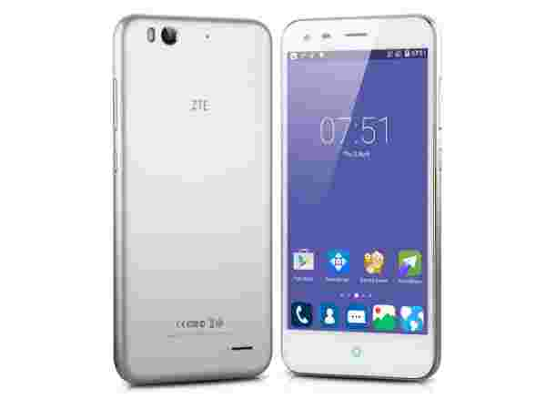 ZTE Blade S6 Plus Available Only in Flipkart