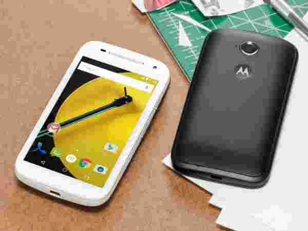 Motorola New Moto E (2nd Gen) 4G