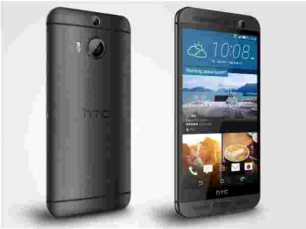 HTC One E9 plus (EMI Starts From Rs. 1,610)