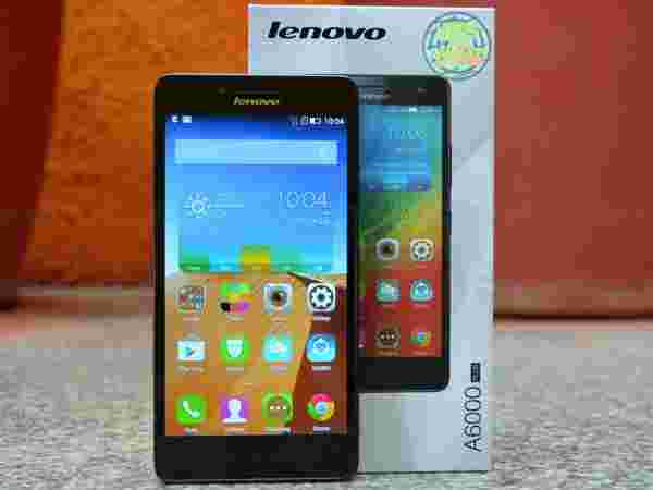 Lenovo A6000 Plus: Buy At Price of Rs 5,499