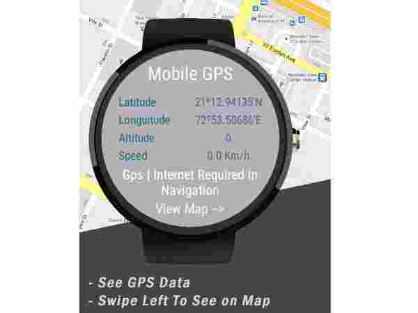 @here for Android Wear: