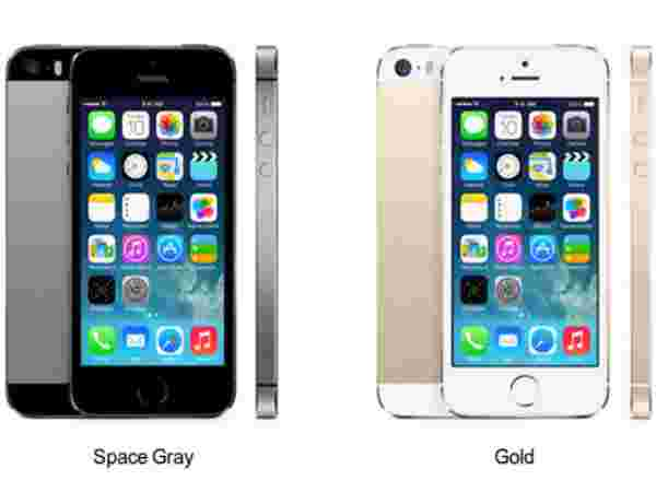 Apple iPhone 5S with 64GB of Internal Memory
