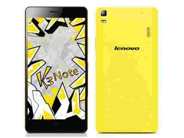Lenovo K3 Note on Exclusive sale today for Rs 9,999 only in Flipkart From 3 PM