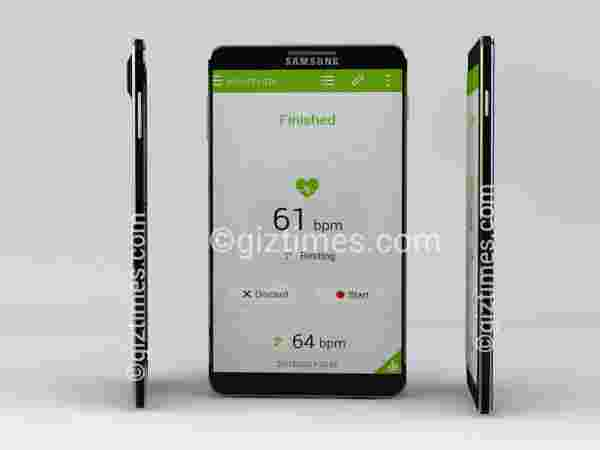Samsung Galaxy Note 5: Wider Screen
