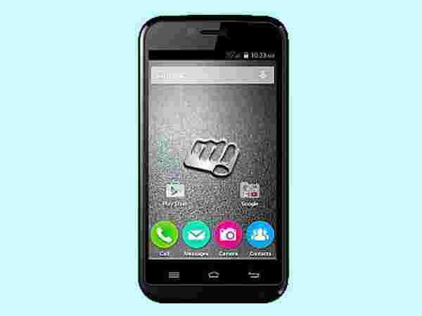 Micromax Canvas Bolt301