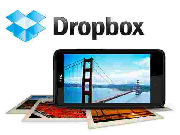 Dropbox on HTC Devices
