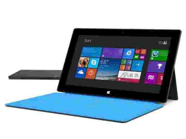 New Surface Pro 4 tablet